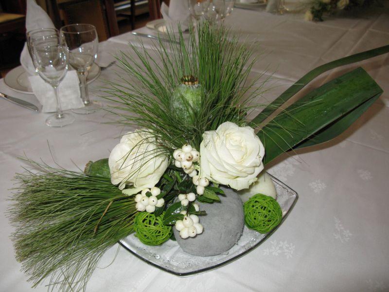 quelques id 233 es pour d 233 corer une table de bapt 234 me 183 creations florales et deco